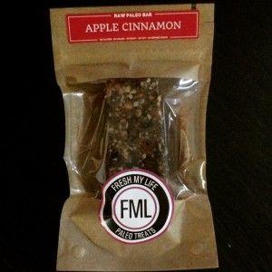 5 x Apple Cinnamon