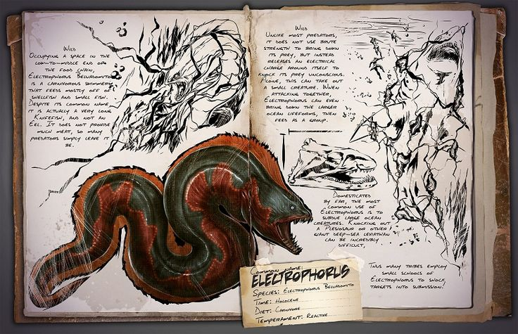 ark survival notes how to use