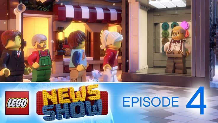 LEGO® News Show: Episode 4 - Tis' the Season! Holiday Special