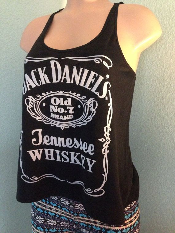 Hey, I found this really awesome Etsy listing at http://www.etsy.com/listing/160467215/jack-daniels-tank-tops