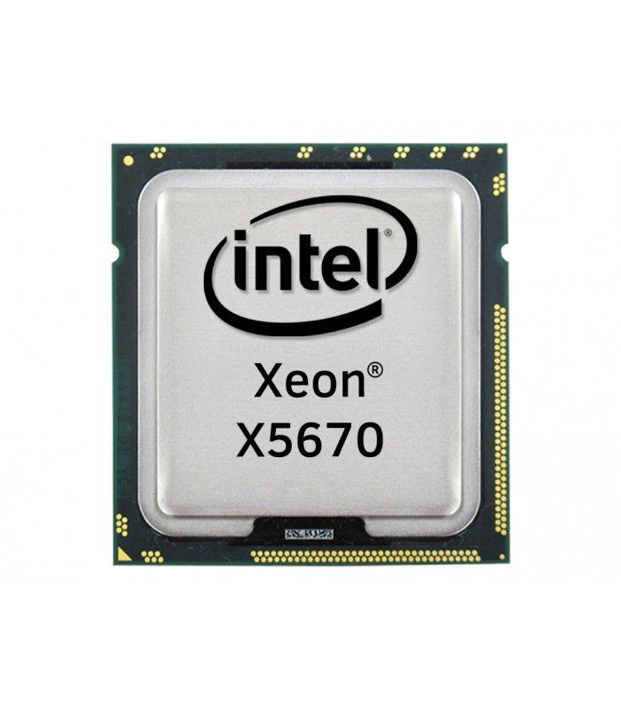 Procesor Intel Xeon Hexa Core X5670, 2,93 Ghz 12Mb Cache