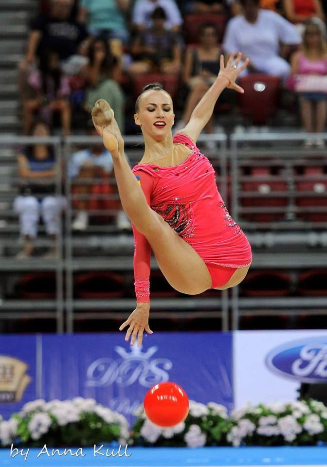Ganna Rizatdinova (Ukraine), World Cup (Sofia) 2015