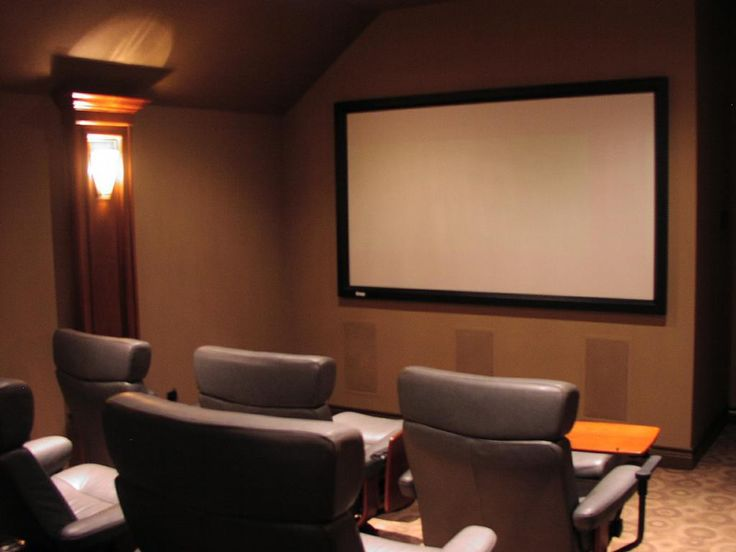23 Best Images About Home Theater Rooms On Pinterest On Of And Room Ideas