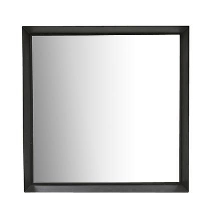 GlobeWest Milford Square Metal Mirror