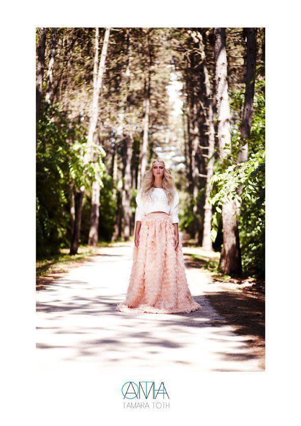 Kedvenc Tóth Tamara szoknyánk. Our favourite Tamara Toth skirt.