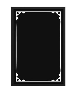 81% OFF New Era Art Border II Chalkboard, 22