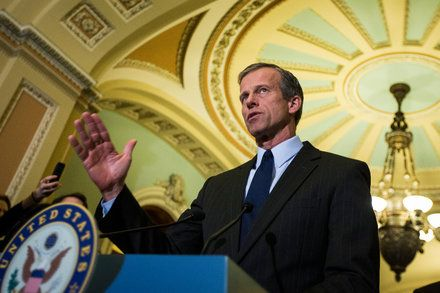 How Tech Policies May Evolve Under Republicans and Trump Senator John Thune of South Dakota who leads the commerce committee that oversees tech and telecommunications explains efforts to roll back Obama-era actions. Technology United States Politics and Government Computers and the Internet Wireless Communications Net Neutrality