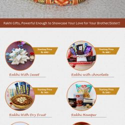 Rakhibazaar.com is the most trusted online Rakhi store that offers a rich collection of Rakhi and Rakhi Gifts at one platform. The portal offers latest collection of Rakhi at a reasonable price that sisters can buy without emptying their pockets. Besides this, the online stores also offers unique Rakhi Hampers and Rakhi Combos that is inclusive of Rakhi with Sweets, Rakhi with Cookies, Rakhi with Dry Fruits and much more at one place.  Visit at - www.rakhibazaar.com  #RakhiBazaar…