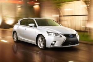 REVIEW : Lexus CT 200h Review - Research New & Used Lexus CT 200h Models | Edmunds