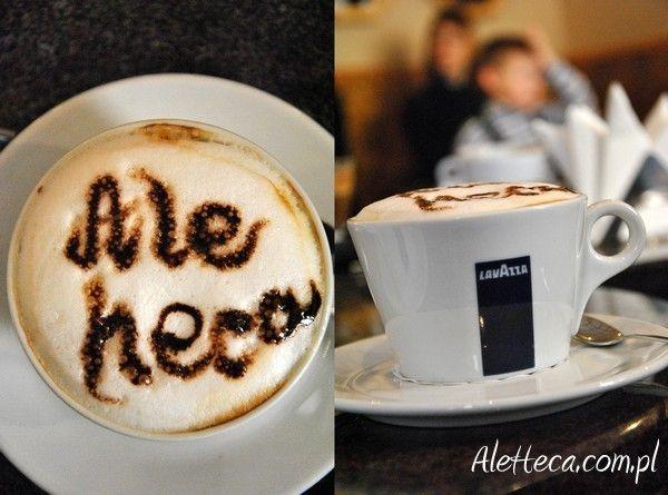 Ale Heca! kawiarnia Biała Lokomotywa w Nowej Rudzie :-)