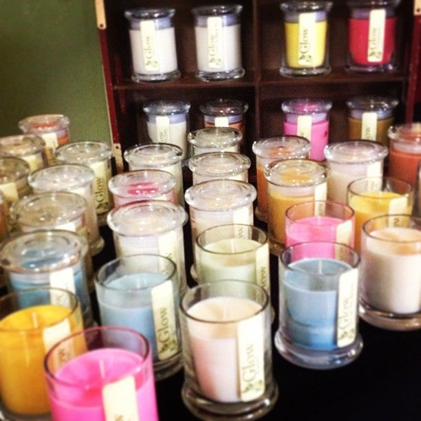 Luxury handcrafted soy candles made by Glow Candles Available from www.glowcandles.net  Find us on facebook www.facebook.com/GlowSoy