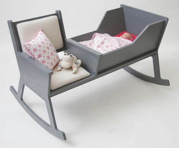 This idea is ingenious! Rocking Chairs for Modern Home Decorating, 21 Rocking Chair Designs