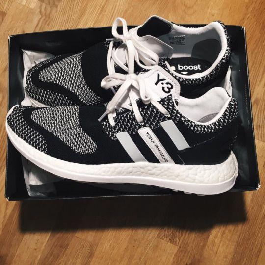 Adidas Boost Y-3