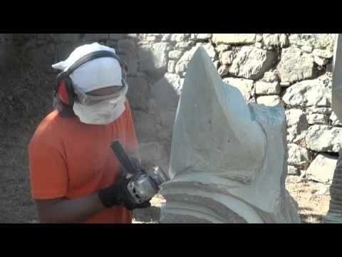 Castelvecchio: scolpire la pietra