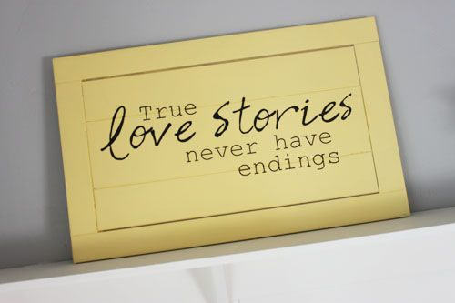 true story <3