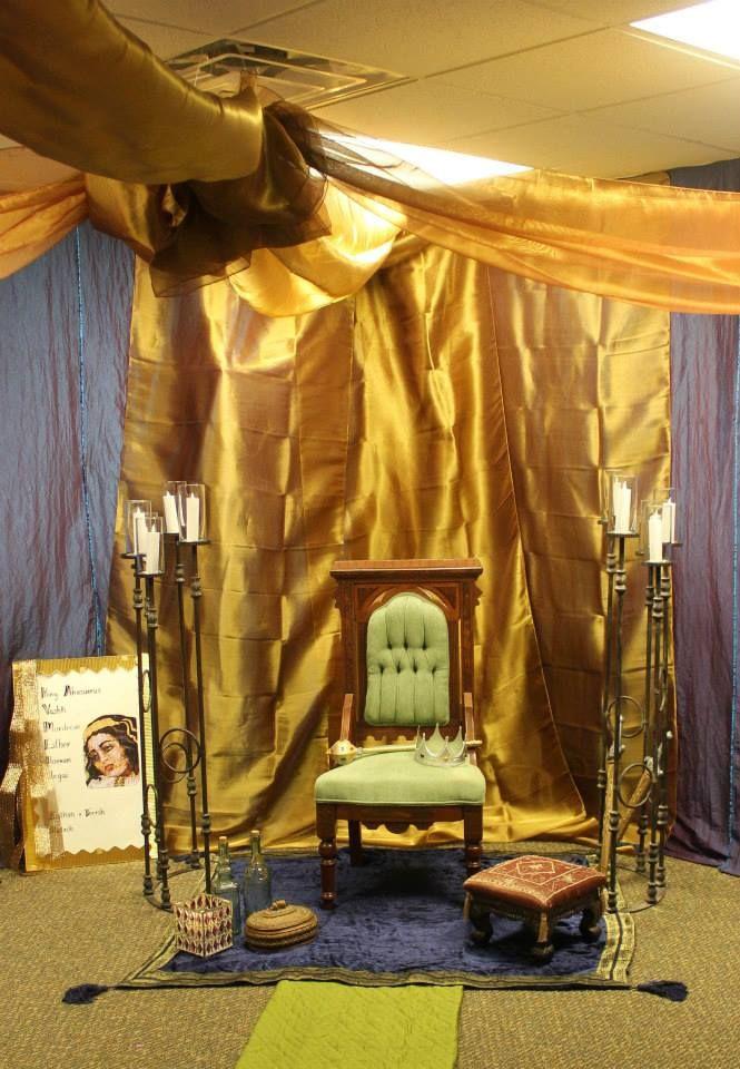 Queen Esther's Room