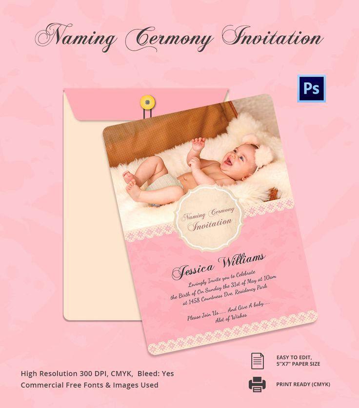 Baby Naming Ceremony Invitation Beautiful Best 25 Naming Ceremony Invitation Ideas On P Baby Shower Invitation Cards Naming Ceremony Invitation Naming Ceremony