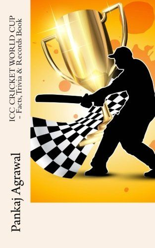 Book: Icc Cricket World Cup - Facts Trivia & Records Book