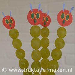 Afbeeldingsdetail voor -Traktatie Rupsje Nooitgenoeg - Rupsje Nooitgenoeg traktatie zelf maken ...