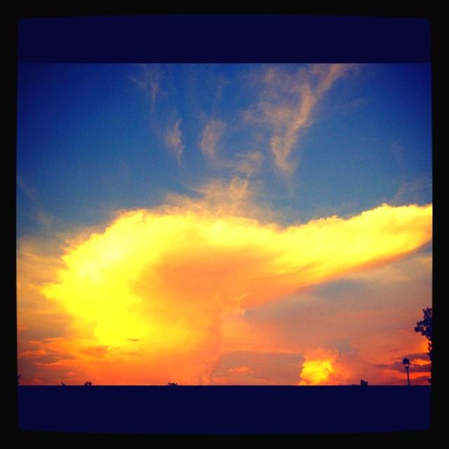 Phx Arizona Monsoon Sky's