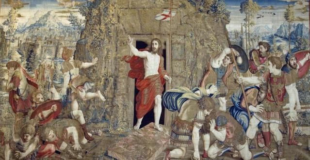 Easter is a moveable feast, which means that it occurs on a different date each year. How is the date of Easter determined for both Western and Eastern Christians?
