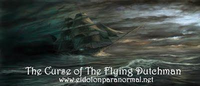 Eidolon Paranormal Australia: The Flying Dutchman