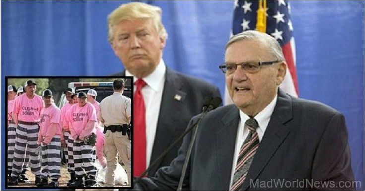 Badass Sheriff Joe Suggested For PERFECT Job In Trump's Administration