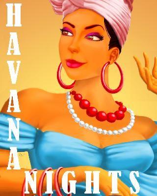 "havana nights theme party | ... Sausalito Art Festival Opening Gala Sept. 4 Celebrates ""Havana Nights"