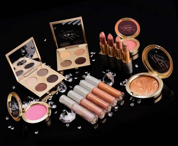 Sneak Peek: MAC x Mariah Carey Collection Photos & Swatches
