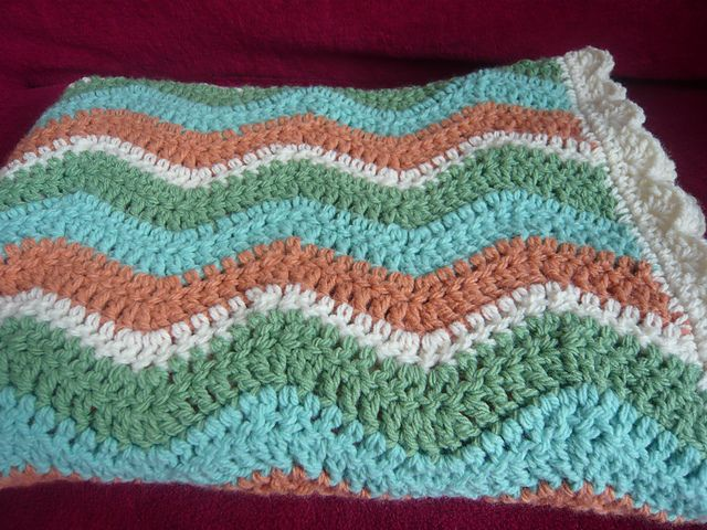 21 Best Images About Ripple Blanket Colours On Pinterest