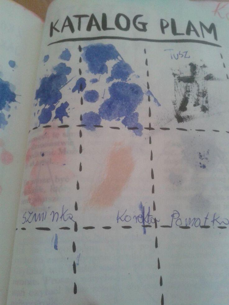 Podesłała @kingietka #zniszcztendziennikwszedzie #zniszcztendziennik #kerismith #wreckthisjournal #book #ksiazka #KreatywnaDestrukcja #DIY