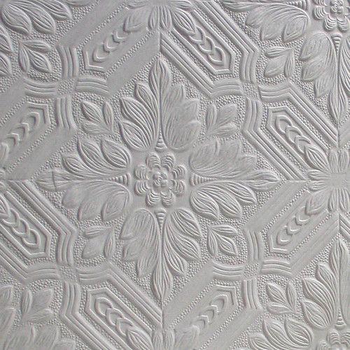 "Found it at Wayfair - Anaglypta Paintable Howard Supaglypta 33' x 20.5"" Damask 3D Embossed Wallpaper"