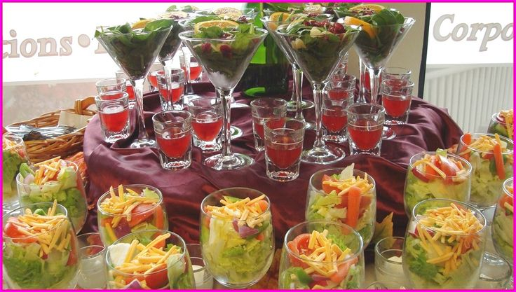 Unique Wedding Reception Food Ideas Picture