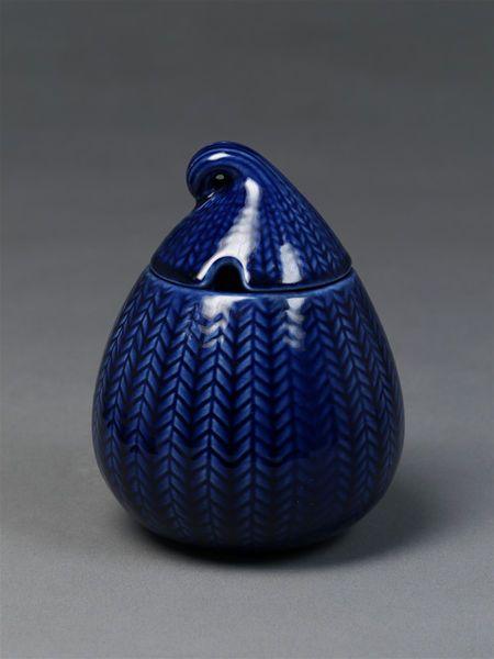 Blue fire; Blå Eld | Bengtson, Hertha | Rorstrand V the Collections
