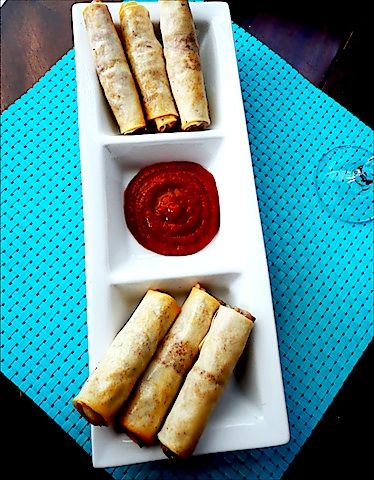 Baked Vegetable Spring Rolls - Vegan    Making these tonight.  Along with another recipe I am about to repin as well.