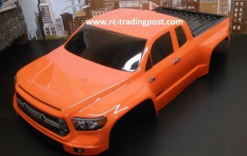 Toyota Tundra TRD Pro Custom Painted 1/10 RC Short Course Truck Body For Slash | eBay