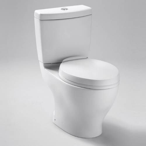 Toto Cst416m Two Piece Aquia Ii Dual Flush Toilet 1 6 Gpf