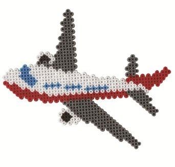 Airplane Airport Hama Fuse Beads