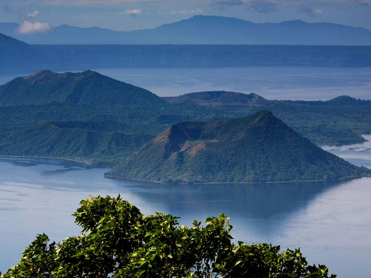 Jeopardy Champ Ken Jennings discusses the surprising geologic history of Lake Taal, a crater lake on a volcano outside of Manila.