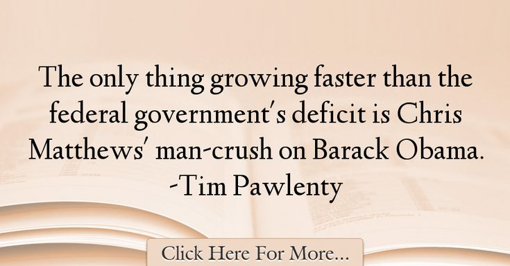 Tim Pawlenty Quotes About Government - 30556