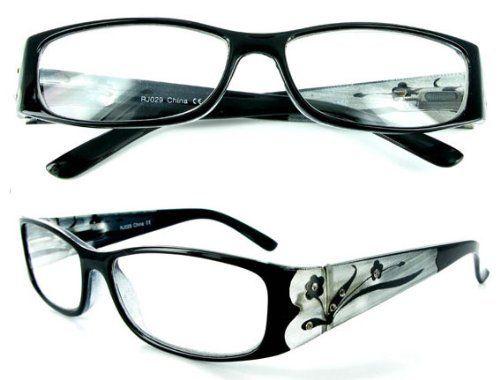 Tiffany Eyeglass Frames With Crystals