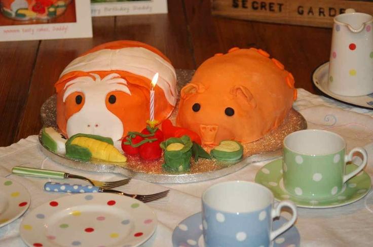 Cake Decorating Pens Tesco : 56 best Guinea Pig Art Gallery images on Pinterest Guinea pigs, Pig art and Pig stuff