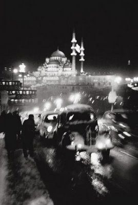 Ara Guler's Galata in the 1950s -