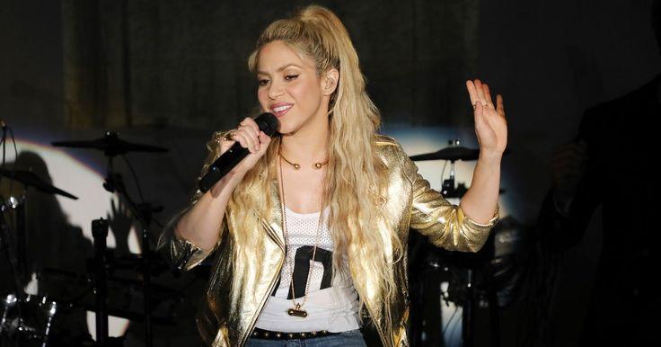 Shakira Postpones 'El Dorado' World Tour #headphones #music #headphones