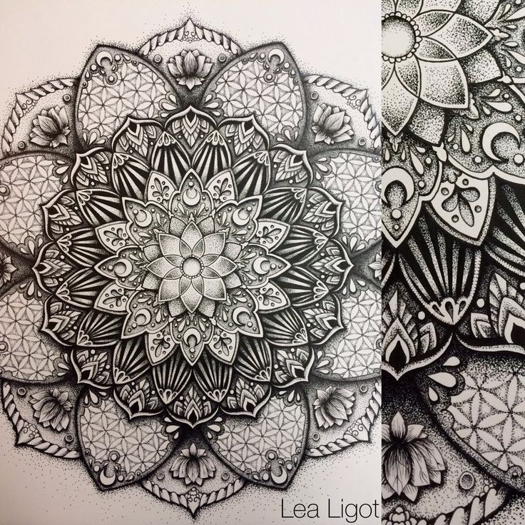 """lealigotsart: """"I finally finished Ru's mandala! AAAAND I'm selling prints! 10 prints on glossy photo paper and 10 prints on regular paper. You can choose either type, both are pretty great quality..."""