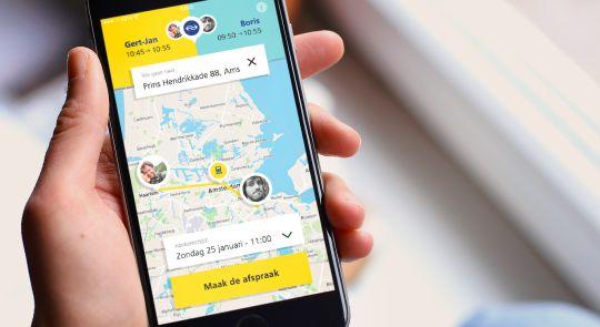 Weg met Tinder, NS komt met een superleuke sociale reisplanner! Ga jij met NS de ware vinden? #Marketing #reclame #NS