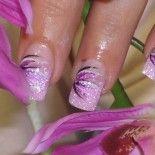 Fingernägel bilder french