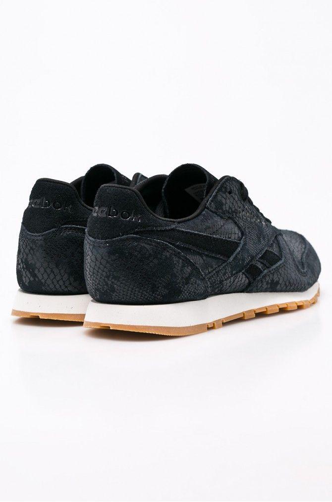 Športové a lifestyle topánky Lifestyle topánky  - Reebok - Topánky Classic Leather Clean Exotics