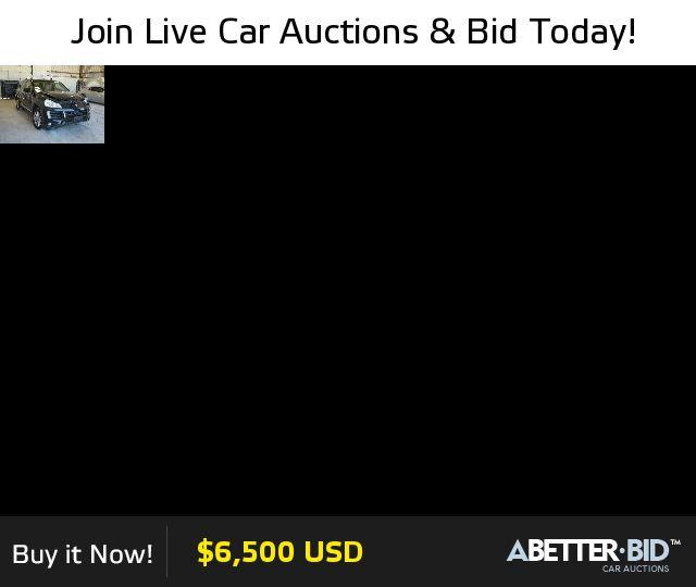 Salvage  2008 PORSCHE CAYENNE for Sale - WP1AB29P48LA54288 - https://abetter.bid/en/22509497-2008-porsche-cayenne_s