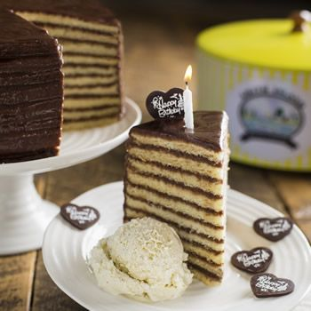 Celebrating Togetherness: Smith Island Birthday Cakes